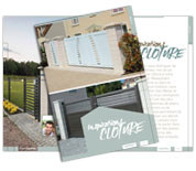 Catalogue Clôture Weser
