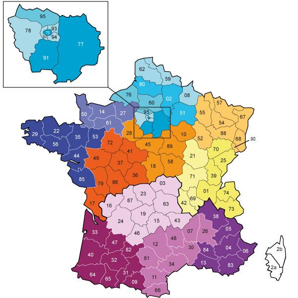 Distributeurs Weser en France