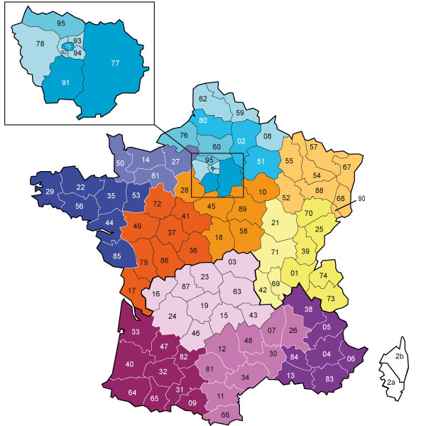 Distributeurs Weser en France