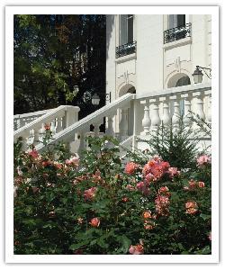 klassieke Balustrade Azay - gebroken wit - Namaak Natuursteen