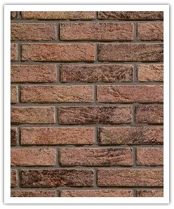 Plaquetas Interbrick IB15 - Marr�n R�stico - in piedra artificial