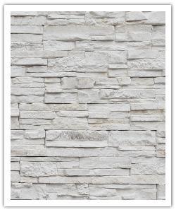 Plaquetas pietrastone Alba - blanco matizado - in piedra artificial