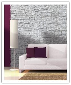 Plaquetas pietrastone Virginia - blanco - in piedra artificial