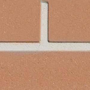 Couleur Aspect Brique Joint Blancs - Béton Vibro-pressé Lisse