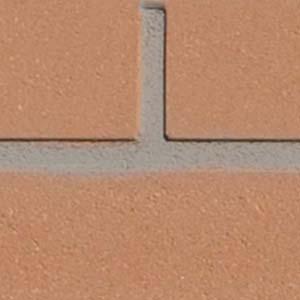Couleur Aspect Brique Joint Gris - Béton Vibro-pressé Lisse