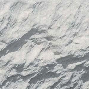 Couleur Blanc Cassé - Béton Vibro-pressé - Texture Bosselée