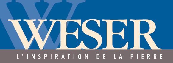 Société WESER SAS - leader français de la pierre reconstituée et du béton décoratif