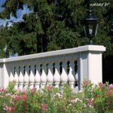 Balustrade Azay Weser - Coloris Blanc Albâtre