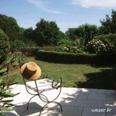 Dalles de terrasse et de piscine