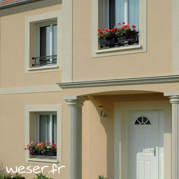 Bien choisir ses rebords de fenêtre et seuils de porte.