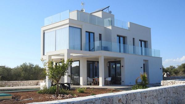 Maison contemporaine moderne
