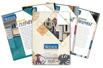 Catalogue Weser 2020