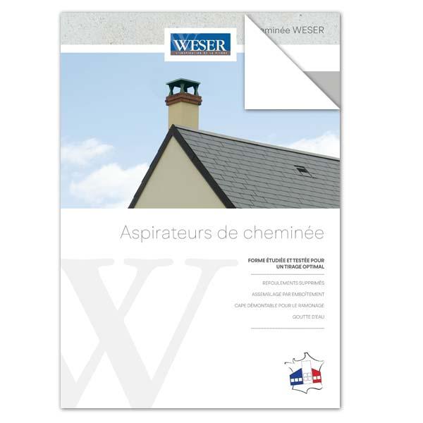 Téléchargez notre documentation sur les Aspirateurs de cheminée Weser