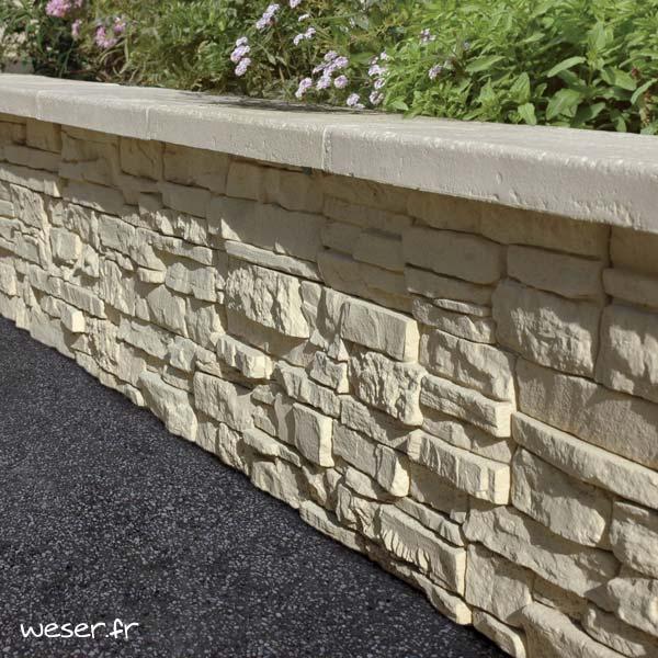 Plaquettes de parement muraux De Ryck By Weser MUROK ATLAS Crème DRPKGATL51