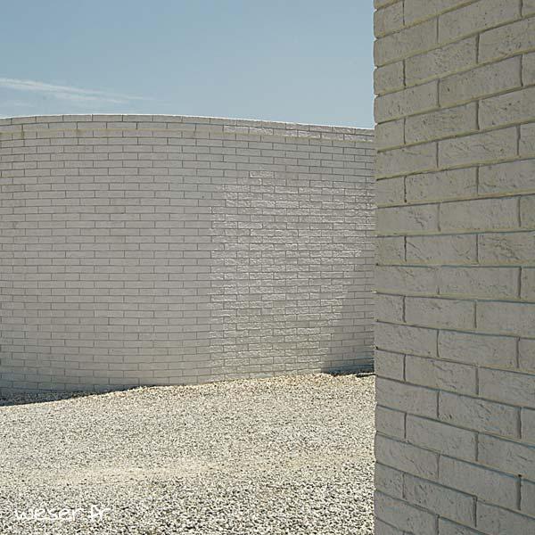 Plaquettes de parement muraux De Ryck By Weser INTERFIX Blanc DRPKGIF11