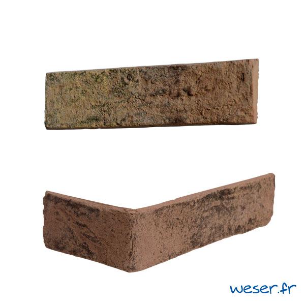 Plaquettes de parement muraux De Ryck By Weser INTERFIX Bruyère DRPKGIF15