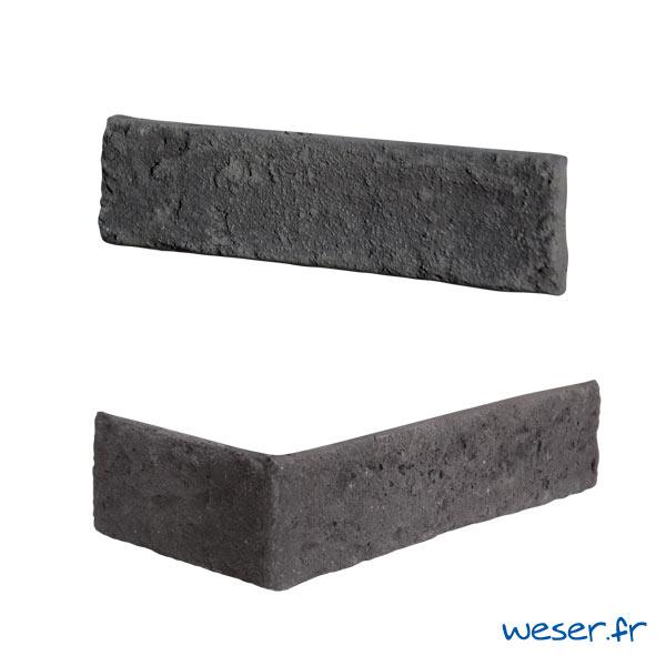 Plaquettes de parement muraux De Ryck By Weser INTERFIX Gris DRPKGIF18