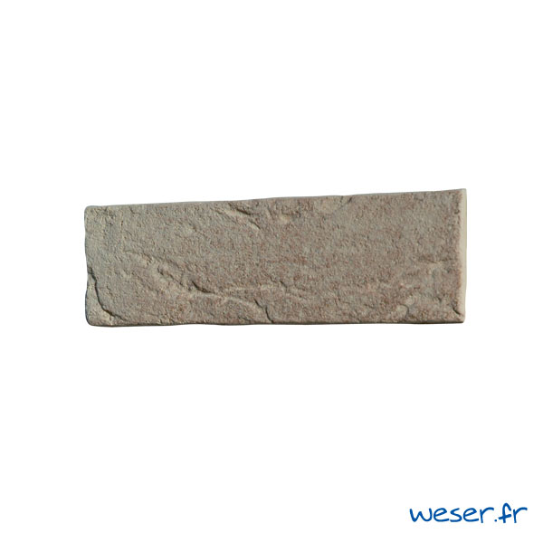 Plaquettes de parement muraux De Ryck By Weser INTERFIX Saumon DRPKGIF33