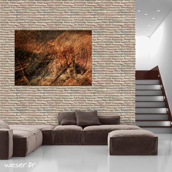 Plaquettes de parement muraux De Ryck By Weser MEDINA Crème MEDCR