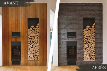 Plaquettes de parement muraux De Ryck By Weser STRATO
