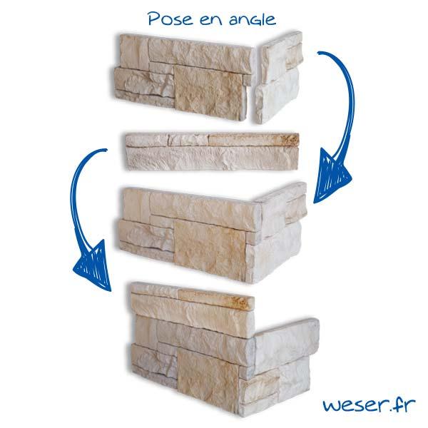 Plaquettes de parement muraux De Ryck By Weser Alverstone