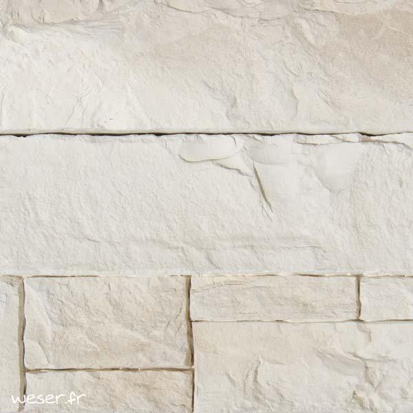 Plaquettes de parement muraux De Ryck By Weser ALVERSTONE ALV01 Beige Nuancé