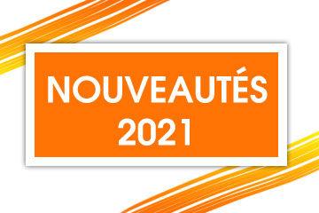 Nouveautés Weser 2021