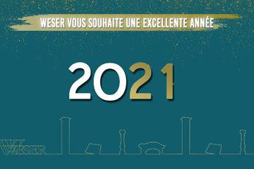 Voeux Weser 2021