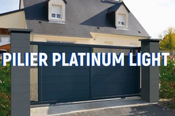 Pilier platinum light
