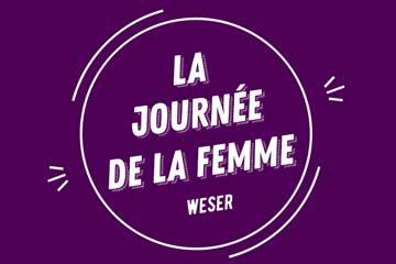 Les femmes sont à l'honneur chez Weser