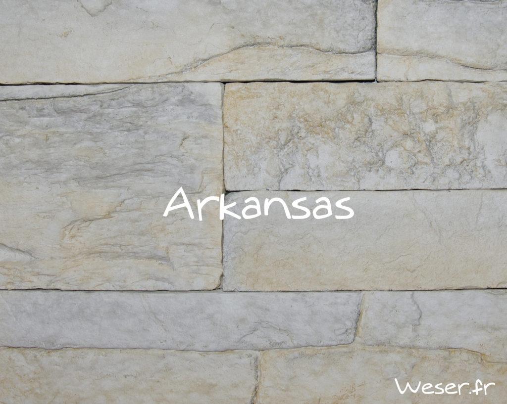 Parement mural Arkansas